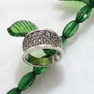 Authentic Silver Ring
