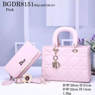 READY STOCK HIGH GRED LADY DIOR