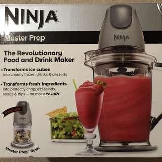 Ninja Master Prep (QB900B)