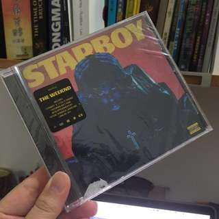 The Weeknd - Starboy CD Album