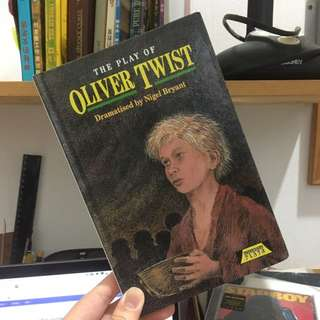 The Play of Oliver Twist