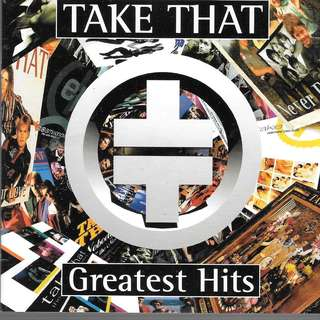 MY CD - TAKE THAT GREATEST HITS // FREE DELIVERY BY SINGPOST