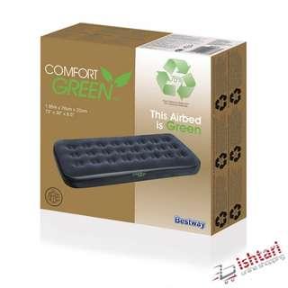 Comfort Green Air Mattress (Single)