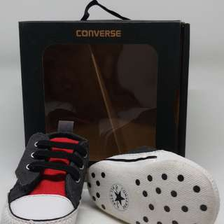 Converse Baby Shoe (0-3m)