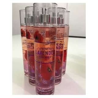 Bath & Body Works in French Lavender & Honey
