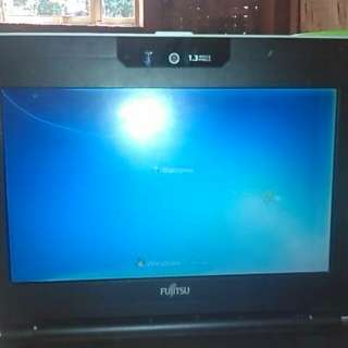 Fujitsu Netbook