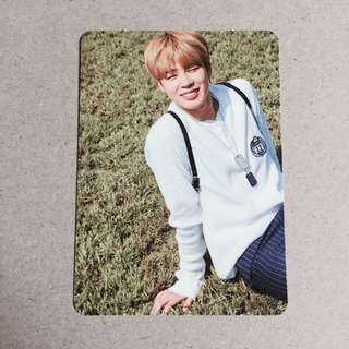 bts jimin 2017 seasons greetings photocard