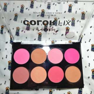Nabi color fix blush on
