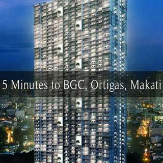 Condo near BGC and Makati