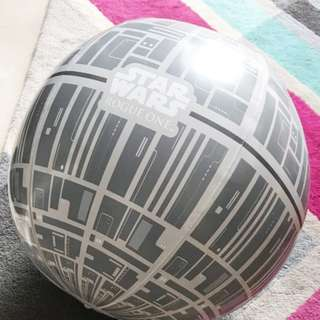 Starwars Death Star inflatable beach ball suitable as gift !! rereytr