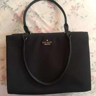 Pre loved. Kate Spade bag black. Original price 10k - selling price 7k negotiable