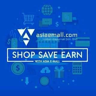 Revolusi E-Commerce Asia E-Mall