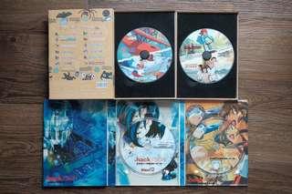Anime Japanese Animation Series Movies DVDs Sets Studio Ghibli Eva Etc