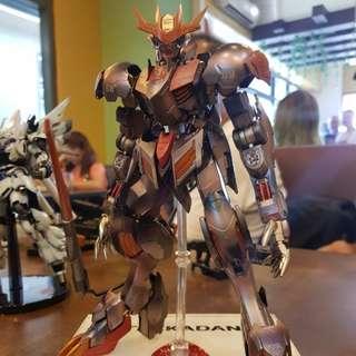 Custom Painted Barbatos Rex with custom stand