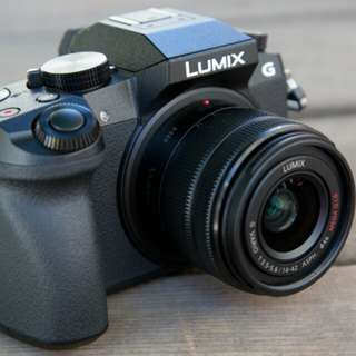 Camera Lumix G7K Bisa Kredit Ready Camera Canon Nikon Fujifilm