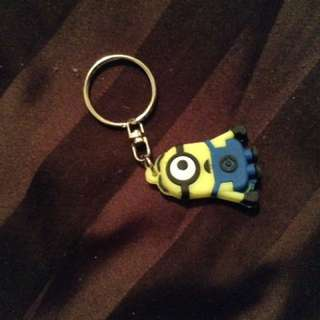 Minion Key Chain