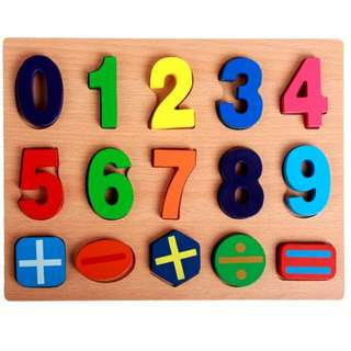 Educational Toy (Numbers)