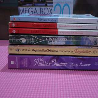 Book bundle 5 (take all)
