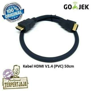 KABEL HDMI 1.4 50CM HOWELL (PVC HEAD)