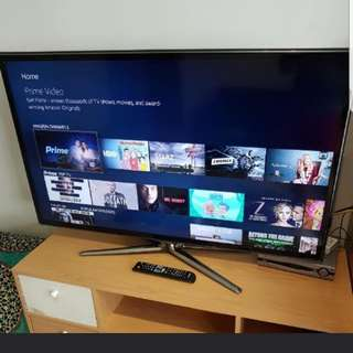 Samsung Smart TV 3D