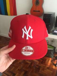 NEW ERA YANKEES COLLECTIBLE SNAP BACK