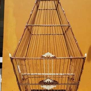 JAMBUL bat theme cage 17s