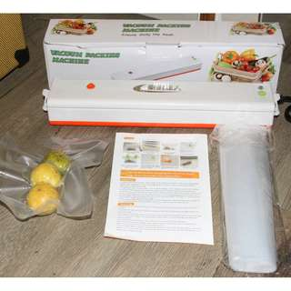 New Vacuum Packing Machine - Fresh PackPro HP