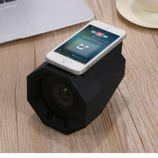[In Stock] Smart Wireless Boombox Speaker (Black) #Huat50sales