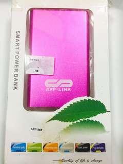 FREEBIE - Pink Powerbank