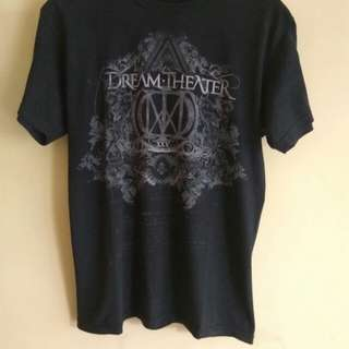 Kaos Original Band Dream Theater - XXV