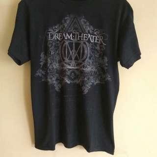 Kaos Original Band Dream Theater - XXV