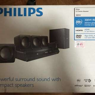 Philips Home Theatre  System