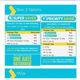 Xend Rates