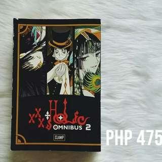 Xxxholic Omnibus (Vol 4-6)