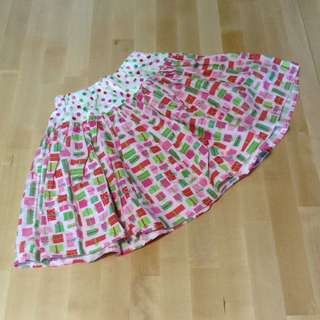 Cotton Skirt (4Y)