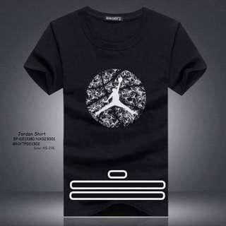 Jordan shirt size : XS S M L XL 2XL 💯cotton