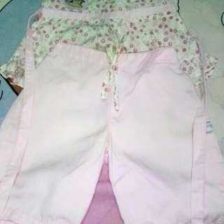 blouse w/terno