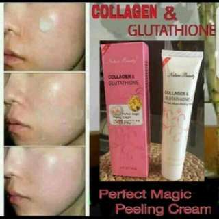 Best Seller!Natural Glutathione And Peeling Gel(gluta Collagen Peel)100%effective