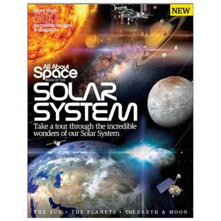 Ebook All About Space Book of the Solar System Fourth Edition