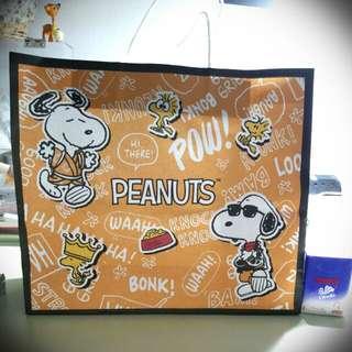 Peanuts紙袋