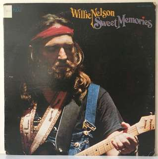 Willie Nelson ‎– Sweet Memories (1979 US Original - Vinyl is Mint)