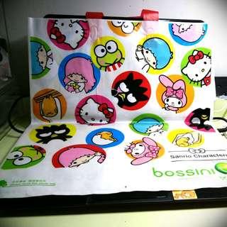 Sanrio 膠袋