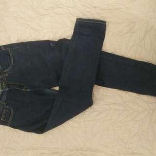 nevada regular blue jeans
