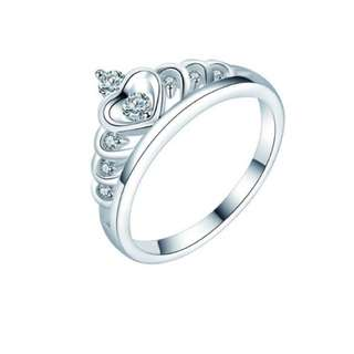 Genuine Silver Kingdom Ring