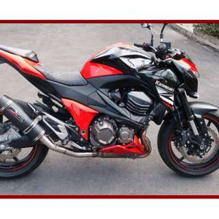 Devil Exhaust Systems Singapore Kawasaki Z800 Ready Stock ! Promo ! Do Not PM ! Kindly Call Us !