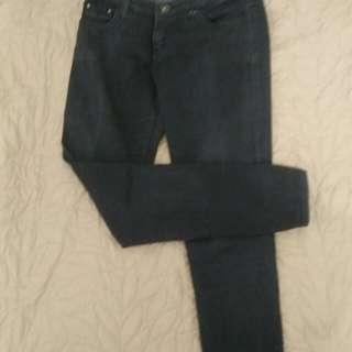 Nevada regular black jeans