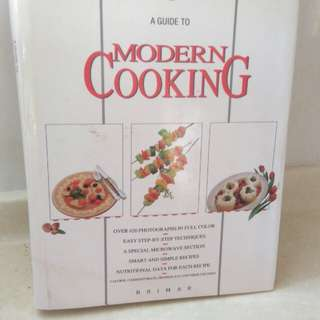 A Guide to Modern Cooking