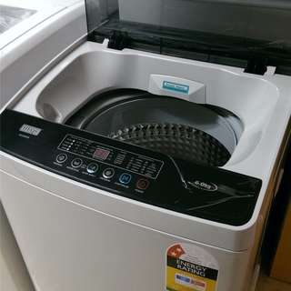 ON SALE! 6KG TOP LOAD WASHING MACHINE, Free delivery to place within 6km from Rocklea