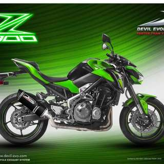 Devil Exhaust Systems Singapore Kawasaki Z900 Ready Stock ! Promo ! Do Not PM ! Kindly Call Us !