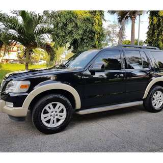 2010 Ford Explorer Eddie Bauer Edition AT/Gas